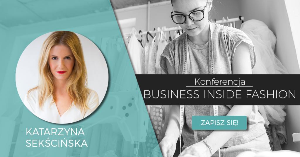 Katarzyna Sekścińska konferencja Warszawa
